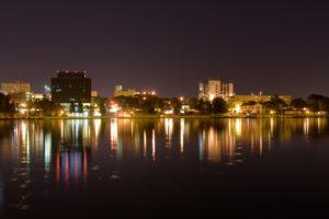 Lakeland Cityscape