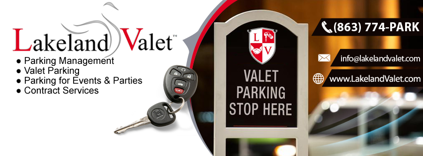 Lakeland Valet Parking Management Services
