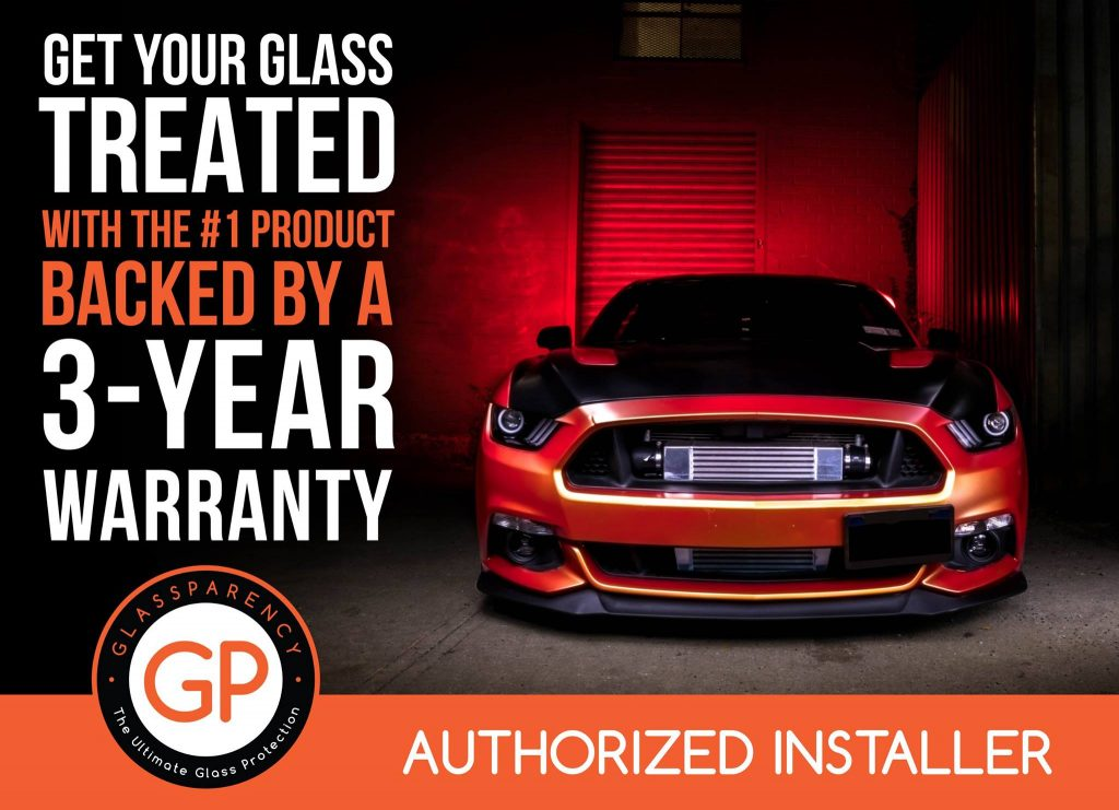 Glassparency Authorized Installer - Lakeland Valet - 3 Year Warranty