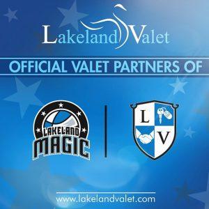 Lakeland Valet - Complimentary Parking Services - Lakeland Magic